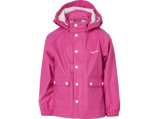 42e4d181fa5b Tretorn Kids Wings Raincoat Fuchsia - addnature.com